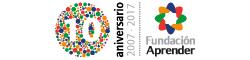 Fundación Aprender Logo